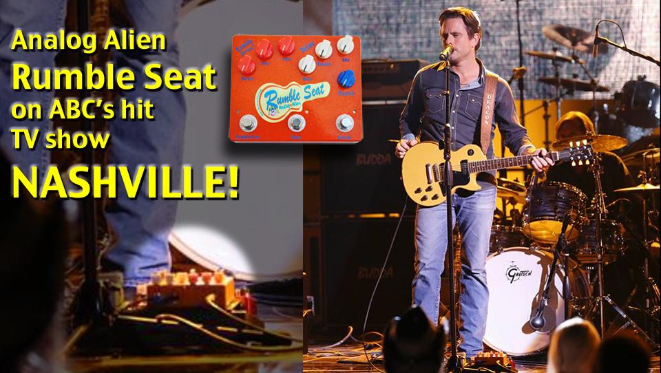 Nashville on stage slide