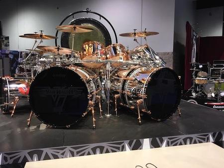 AVH Drum NAMM 2016