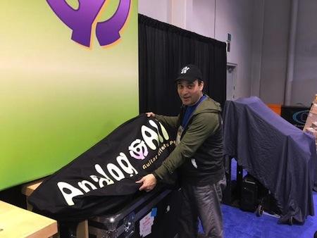 Booth NAMM 2016